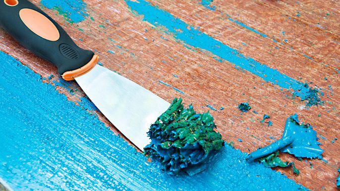 Tác dụng & lợi ích dùng hóa chất tẩy sơn trên các bề mặt.